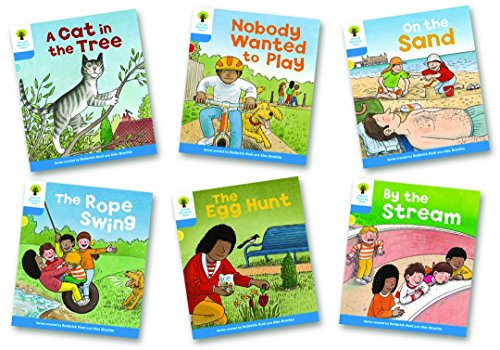 Hunt, R: Oxford Reading Tree: Level 3: Stories: Pack of 6