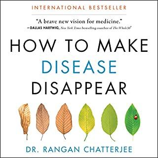 How to Make Disease Disappear audiobook cover art