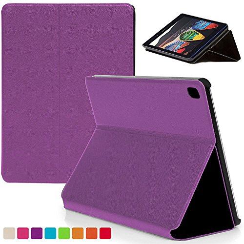 Forefront Cases Lenovo Tab3 7 Essential 17,7 cm Hülle Schutzhülle Tasche Smart Case Cover - Dünn mit R&um-Geräteschutz (VIOLETT)