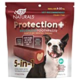 Ark Naturals Protection+ Brushless Toothpaste Dental Chews for Small Breeds
