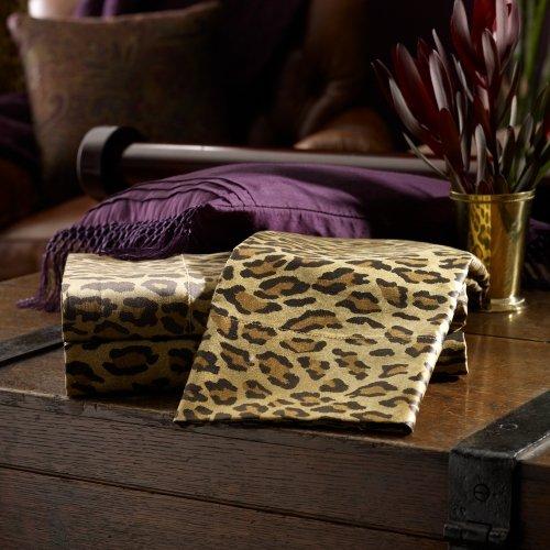 Lauren by Ralph Lauren New Bohemian Leopard Standard Pillowcases