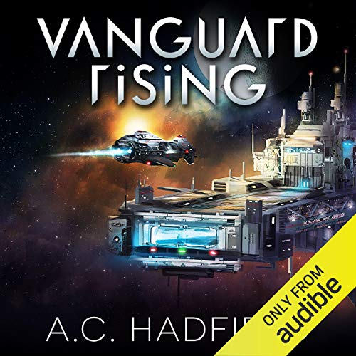 Vanguard Rising cover art