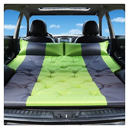 Cama inflable for coche, colchón for coche, SUV, fila trasera, cojín for dormir for viaje en coche, colchón de aire todoterreno, colchoneta for acampar, colchón de aire, accesorios for automóviles
