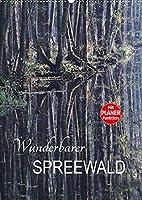 Wunderbarer Spreewald (Wandkalender 2022 DIN A2 hoch): Farbfotografien vom Spreewald zu verschiedenen Jahreszeiten (Geburtstagskalender, 14 Seiten )