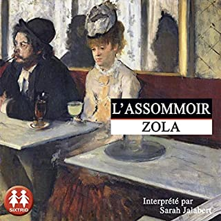 L'Assommoir audiobook cover art