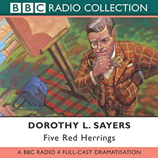 Five Red Herrings (Dramatised) cover art