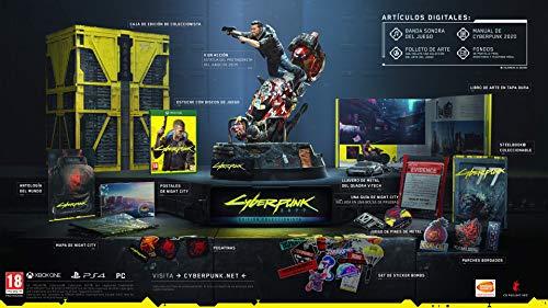 Cyberpunk 2077 - Edición Coleccionista