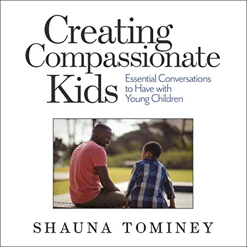 Creating Compassionate Kids cover art