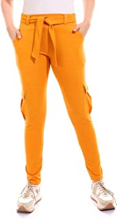 Baggy Pants For Women with belt