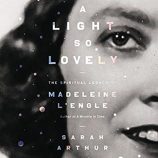 A Light so Lovely audiobook cover art