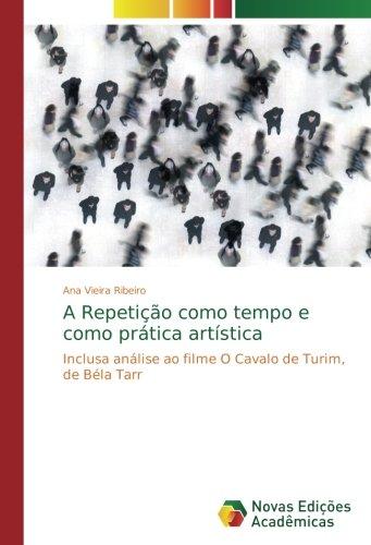 Vieira Ribeiro, A: Repetição como tempo e como prática artís