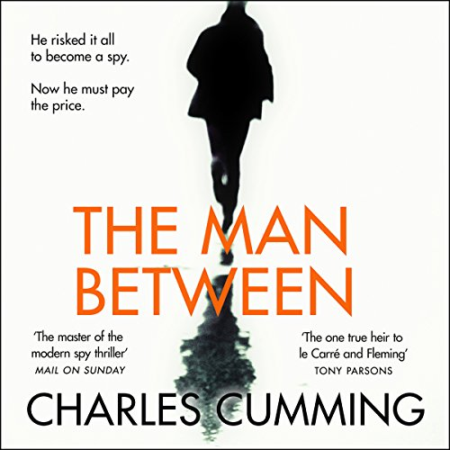 The Man Between audiobook cover art