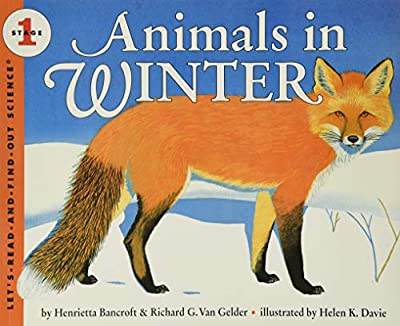 Animals in Winter covers what happens to a variety of animals when winter comes.