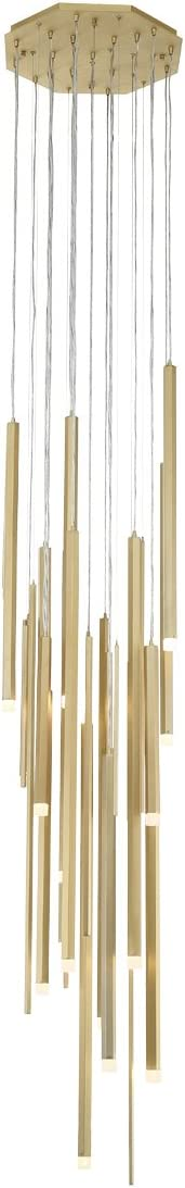 Avenue Lighting Great interest HF7018-BB Icon St. Today's only Light Pendant Collection C 18