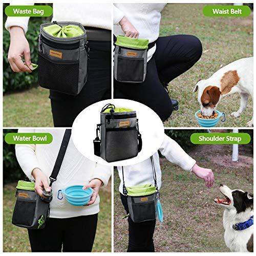 FANCYDELI Dog Treat Training Pouch