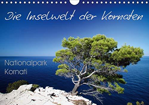 Die Inselwelt der Kornaten (Wandkalender 2021 DIN A4 quer)