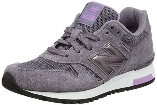 New Balance 565 Sneakers, Zapatillas Mujer, Morado (Lilac), 36.5 EU