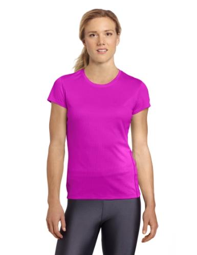 ASICS Damen Core Kurzarmshirt, Damen, Purple Pop, Small