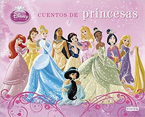 Princesas Disney. Cuentos De Princesas (Libros singulares)