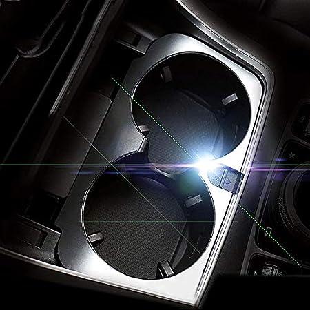 C Klasse W205 2014 2019 Glc X253 2015 2019 E Klasse W213 2016 2019 Interieur Mittelkonsole Getränkehalter Dekor Cover Metall Auto