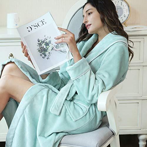 JFCDB Albornoz, Exquisita túnica Femenina Invierno Confort