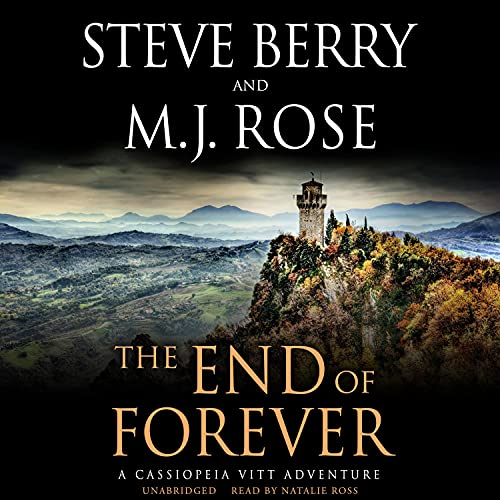 The End of Forever cover art