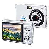 Kids Digital Video Camera, 2.7 Inch Screen 1080P HD 18MP Digital Point Shoot