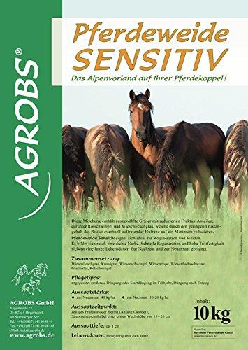 Agrobs Pferdeweide Sensitiv 10 kg