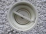 Pfeffermühle Zassenhaus PM Hamburg weiß mit Keramik Mahlwerk - 2