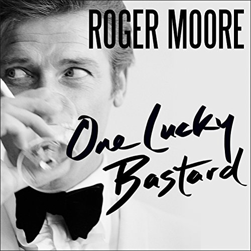 One Lucky Bastard audiobook cover art
