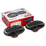 JXL 6990 Oval 3 Way High Performance Coaxial Car Speaker with Inbuilt PEI