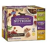 Rachael Ray Nutrish Grain Free Wet Dog Food Three Flavors Variety Pack, Case of 8 OZ Trays