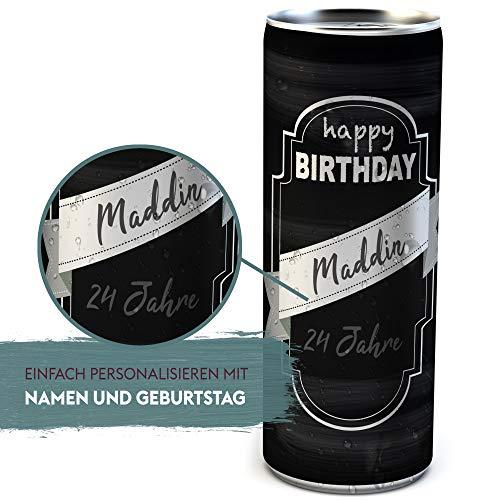 Personalisierte Getränke für deinen Geburtstag Bier, Wappen