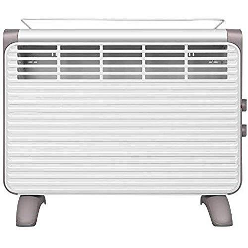 Calentadores para el hogar Calentador de espacio de bajo consumo de energía Convector portátil - Calentador eléctrico para oficina Hogar Baño de bajo consumo Chimeneas eléctricas para montaje en pare