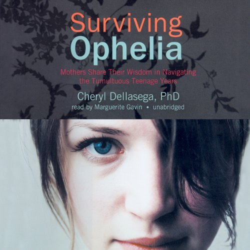 Surviving Ophelia audiobook cover art