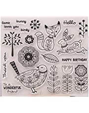 GIMITSUI Store Silicone Clear Stamp