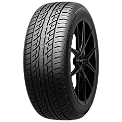 Long-lasting treadlife, now backed by a 50, 000-mile Engineered to give you a confident ride An ultra-high performance tire designed for a quiet comfortable ride fit type: Universal Fit load capacity: 1929