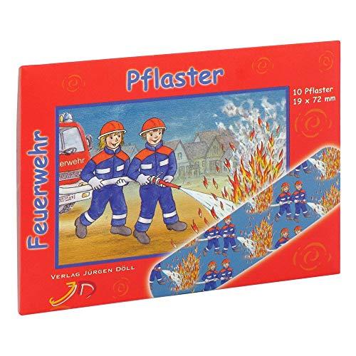 Pompiers Tricostéril 10 Unité Enfants