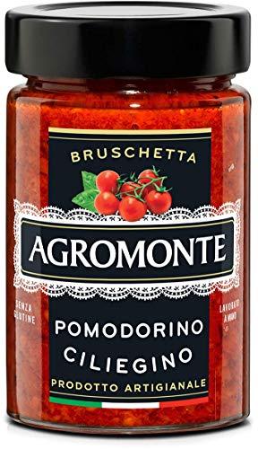 AGROMONTE Bruschetta di Pomodoro Ciliegino 200 gr (4)