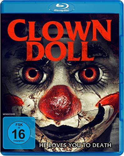 Clown Doll - He loves you to Death [Blu-ray]