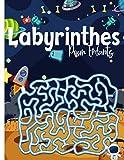 Labyrinthes pour Enfants: Livre Labyrinthes avec 200 Puzzles Labyrinthes Éducatifs et Amusants Pour les Enfants de Plus de 4 Ans