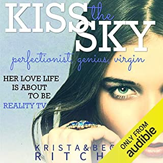 Page de couverture de Kiss the Sky: Calloway Sisters, Book 1