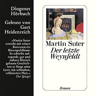 Der letzte Weynfeldt audiobook cover art