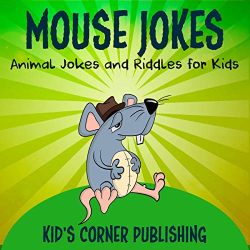 Mouse Jokes audiobook cover art