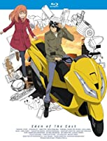 東のエデン 第2巻 (初回限定生産版) [Blu-ray]