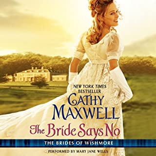 The Bride Says No audiobook cover art