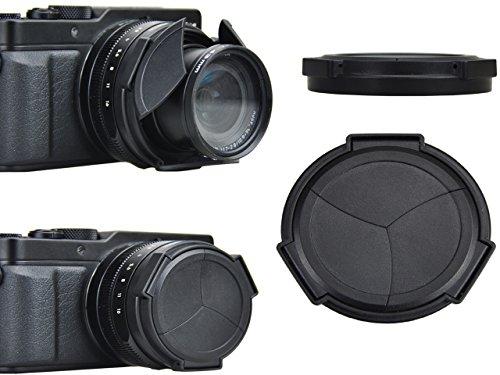 Speciale copriobiettivo automatico per Panasonic Lumix DMC LX100 - Si prega di fare riferimento alla nota della descrizione