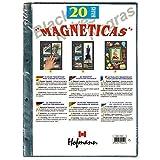 Recambio Album Fotos Magnetica Negras 20 h