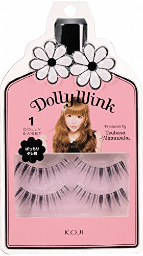 Dolly Wink Eyelashes No.1 Dolly Suite