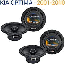 Compatible with Kia Optima 2001-2010 Factory Speaker Replacement Harmony (2) R65 Package New